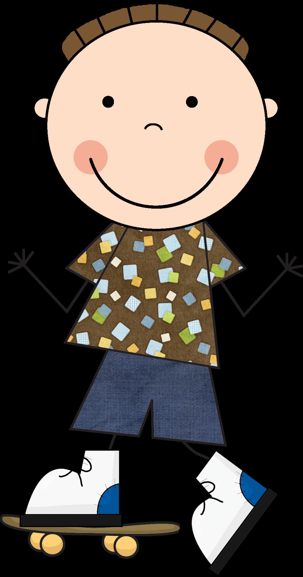 Summer kid png imprimibles. Clipart family doodle