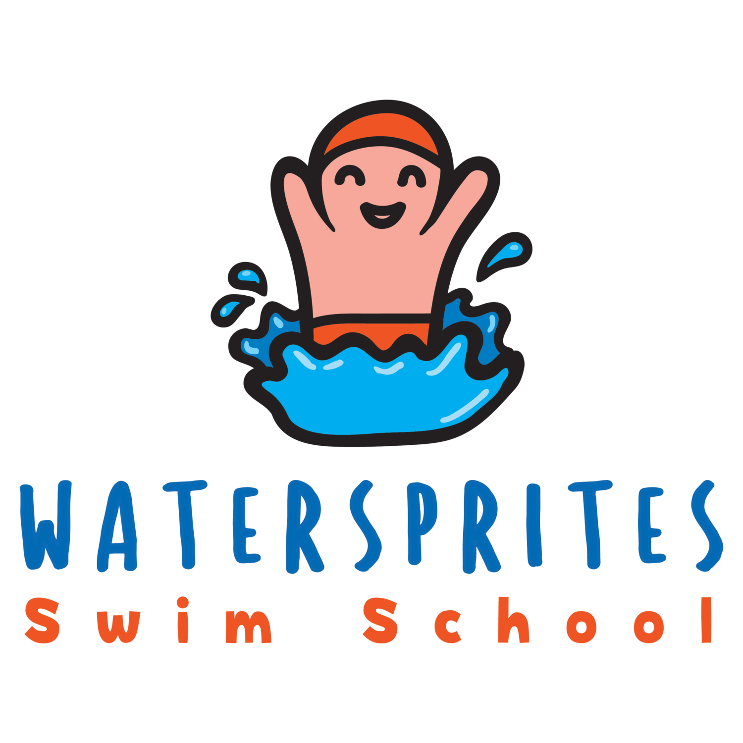 Watersprites swims school water. Schedule clipart class registration