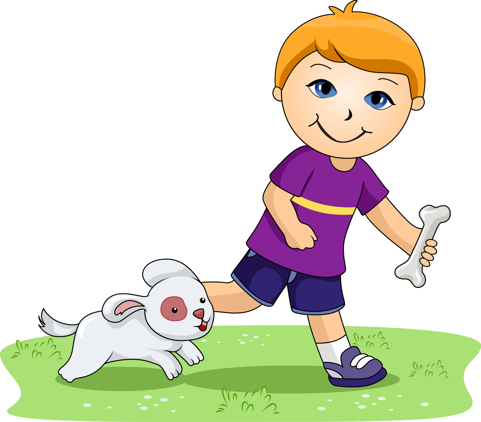Clipart park jogging. Lady walking dog silhouette