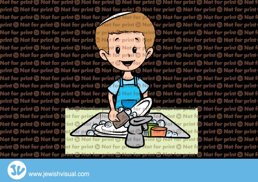Dishes jvisual boywashingdishes . Clipart boy washing dish