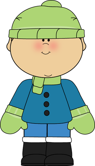 Boy inspiration for my. Winter clipart man