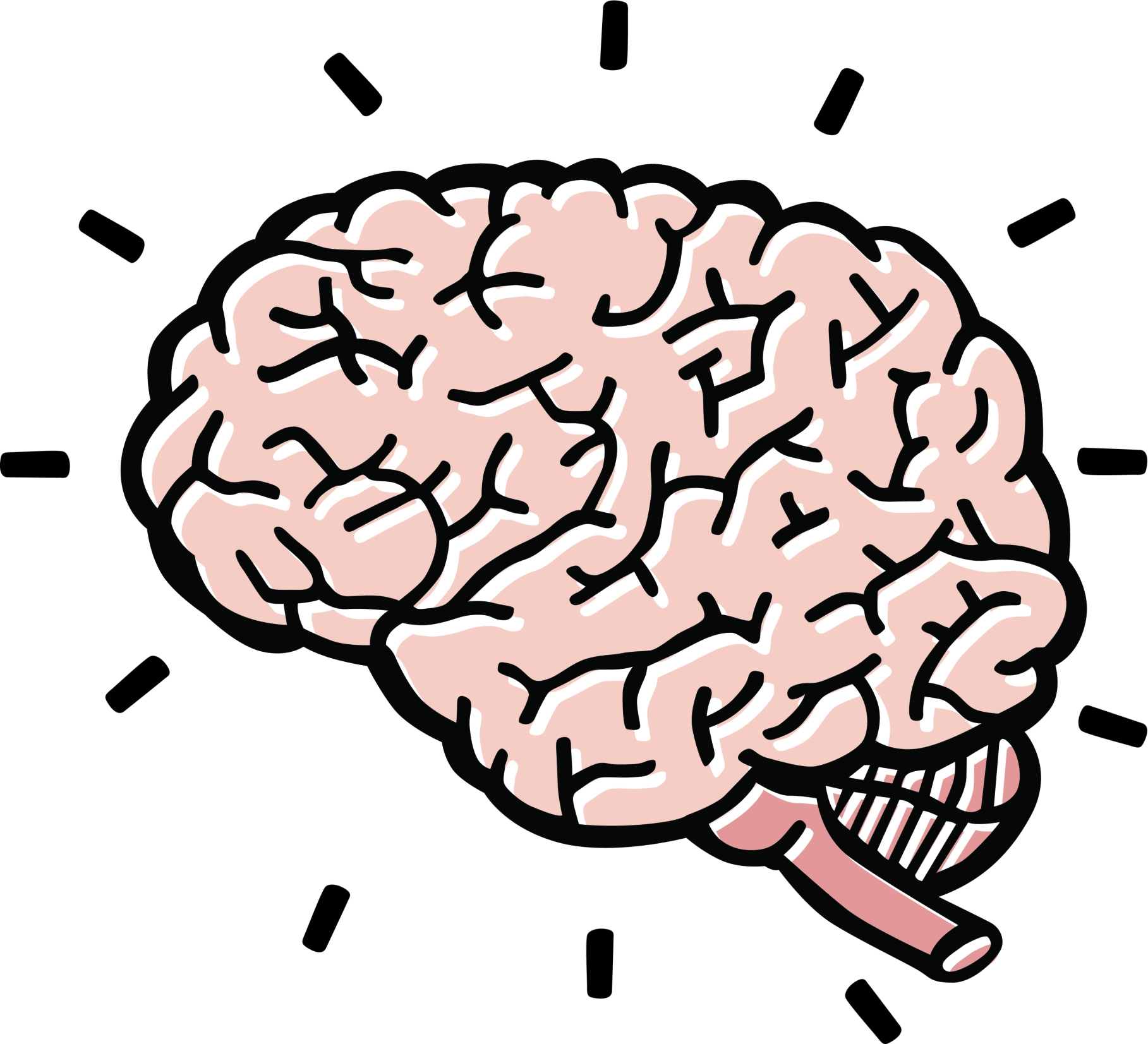 Fresh gallery digital collection. Clipart brain