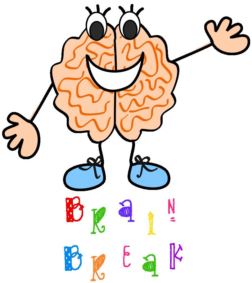 Clipart brain ability. Cartoon thinking great man