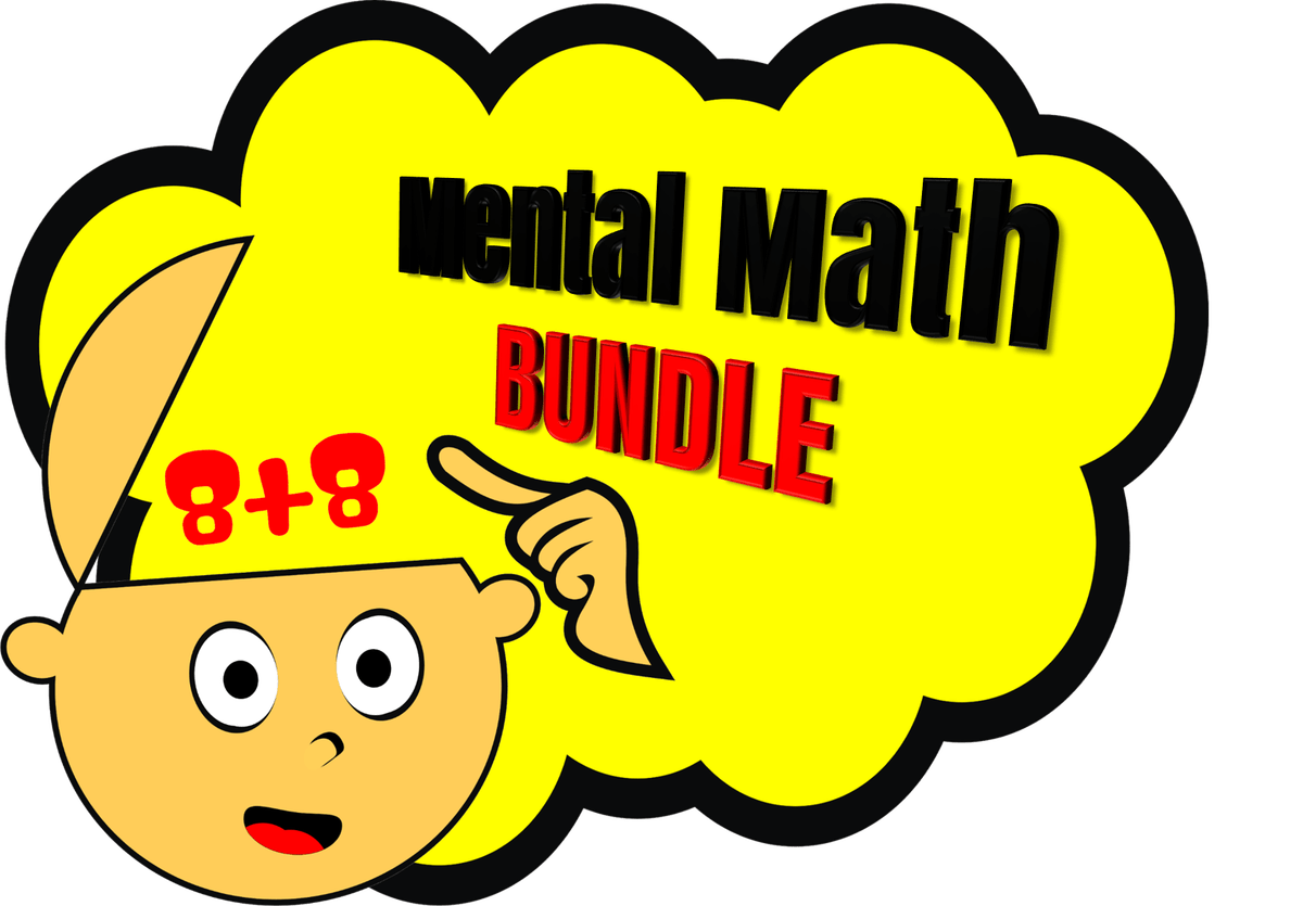 Focus on mental ultimate. Money clipart math