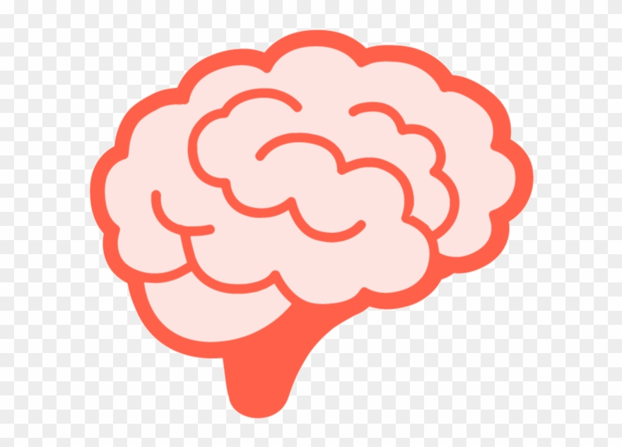Brains gif png download. Clipart brain animated