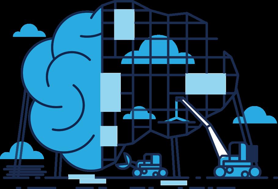 Syncup the big idea. Clipart brain brain development