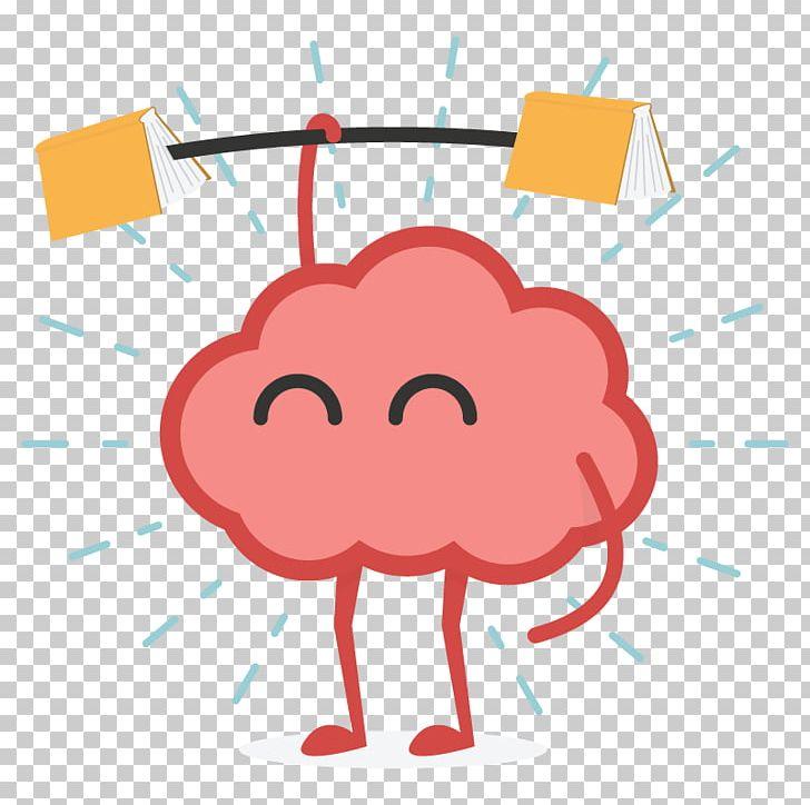 Human cognitive training lateralization. Clipart brain brain function