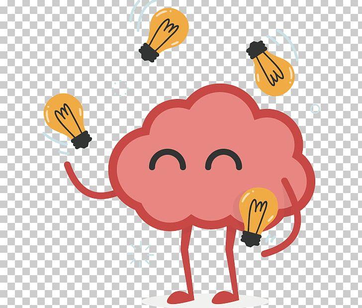 Lateralization of euclidean cognitive. Clipart brain brain function