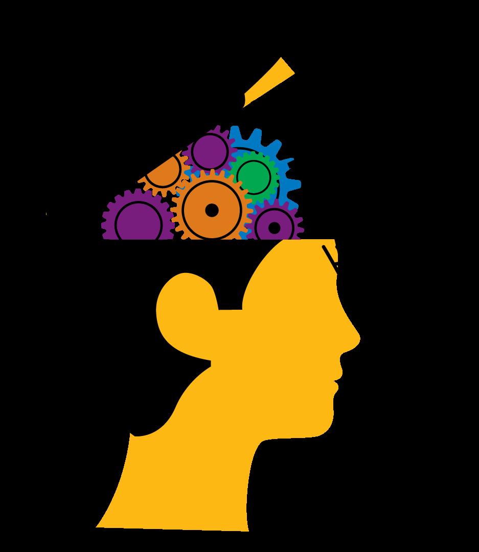 clipart brain brain power