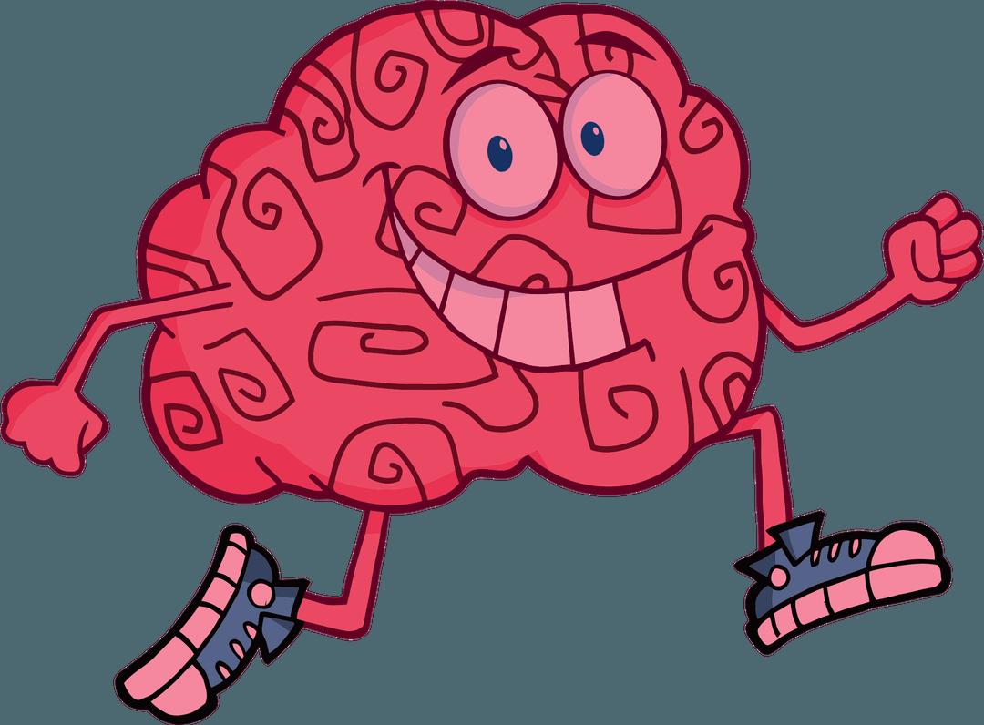 Clipart brain cartoon. Break free collection download