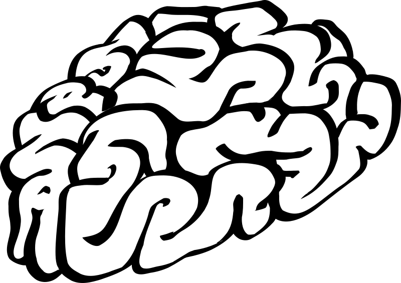 Medium image png . Clipart brain cartoon