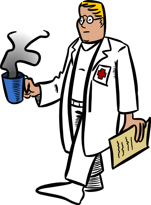 I royalty free public. Clipart brain doctor