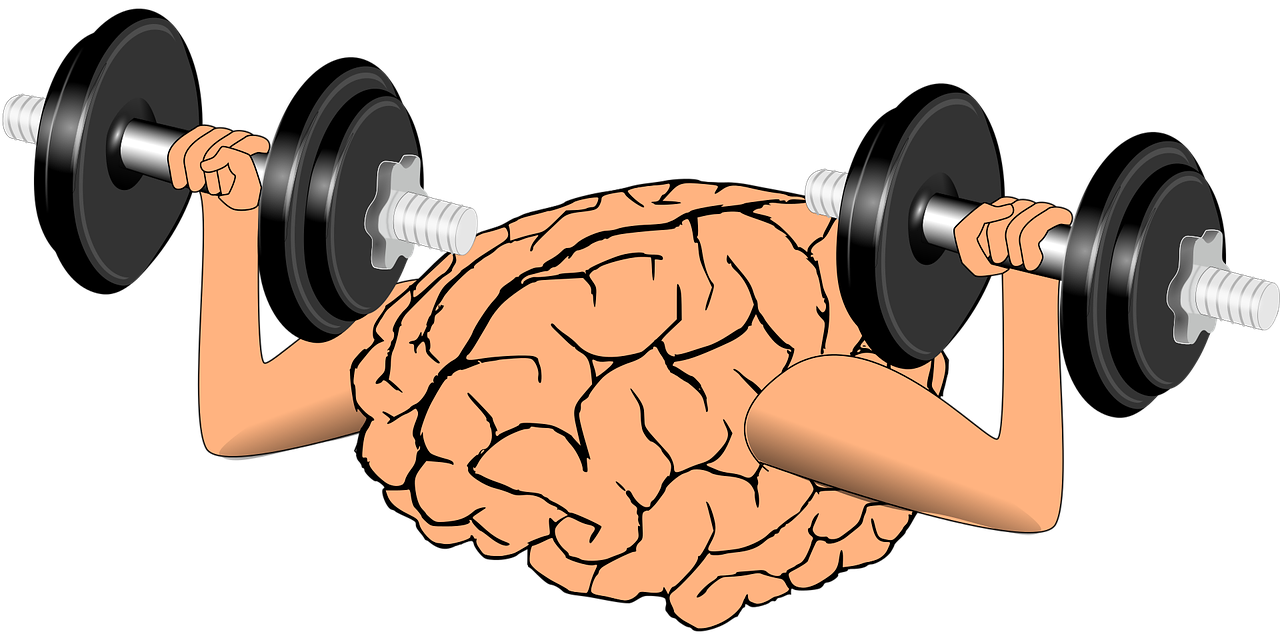 Weight clipart physical strength. Is your brain a