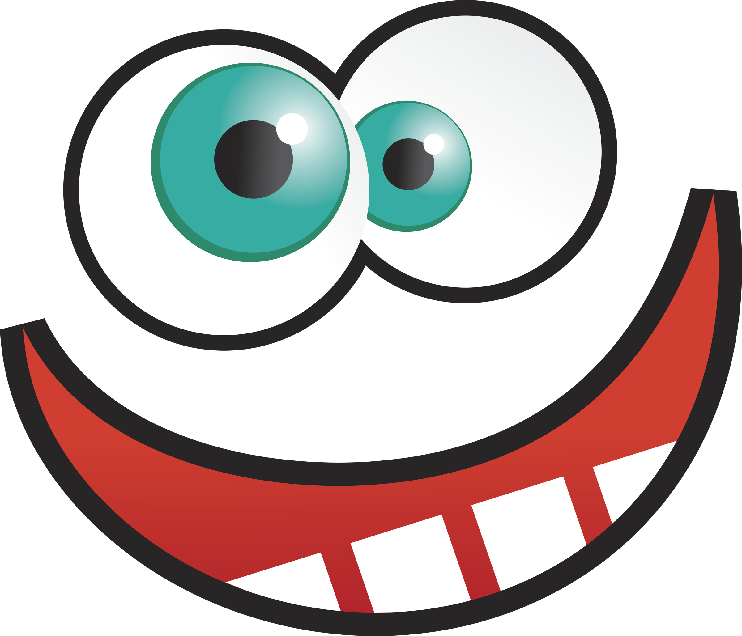 Picture clipart eye. Eyeballs cartoon free download