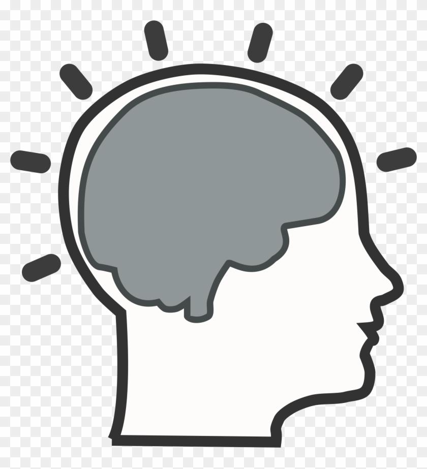Clipart brain mind. Thinking cliparts clip art