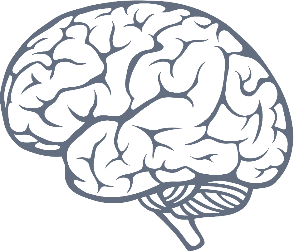 Psychology clipart gear brain. Simple drawing at getdrawings