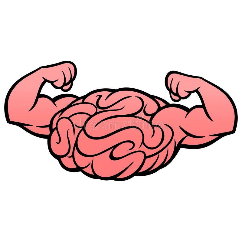 Clipart brain muscle. With muscles