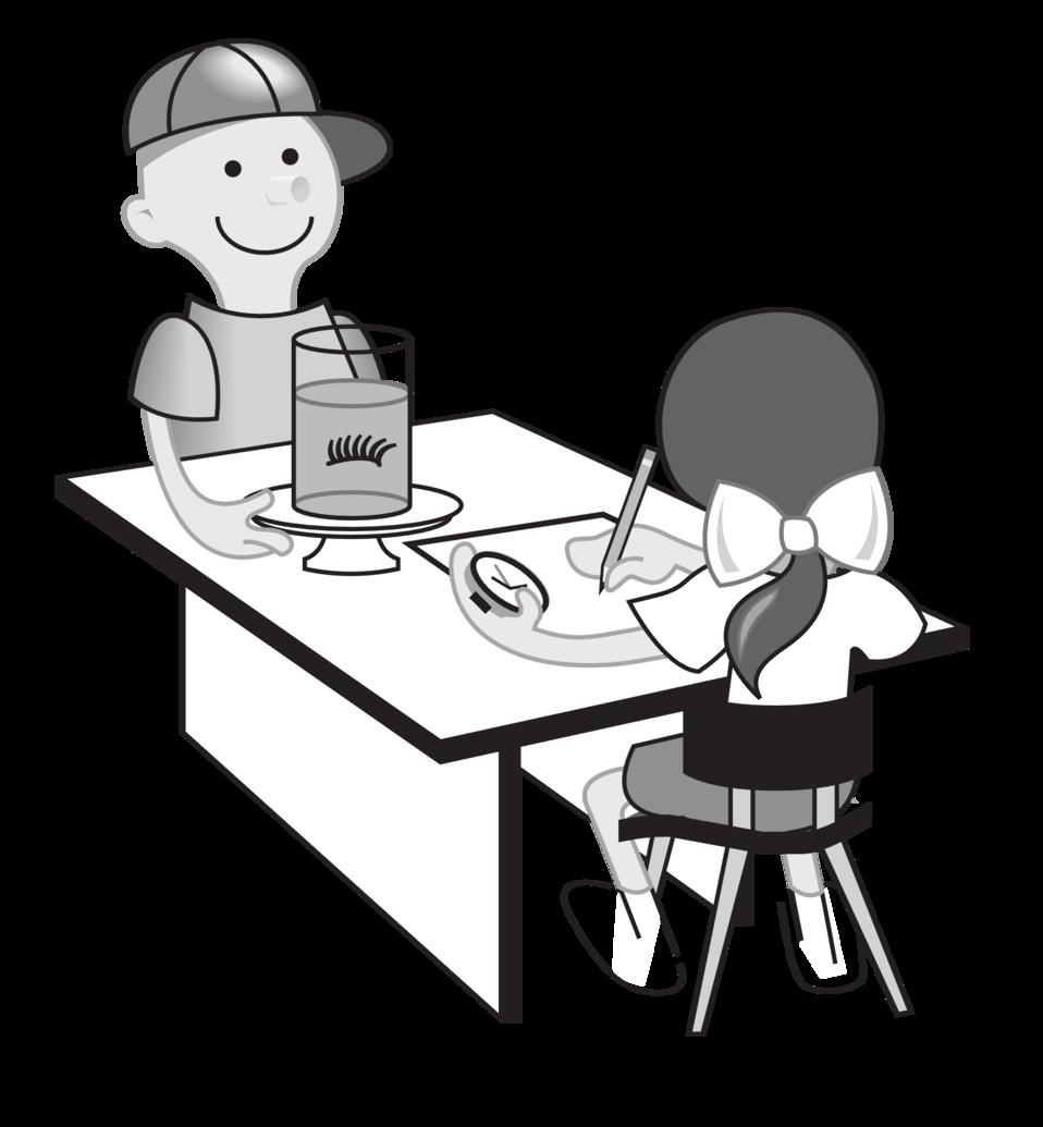 Public domain clip art. Kids clipart brain