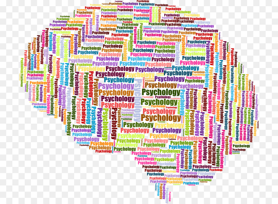 Clipart brain psychology. Pink background text