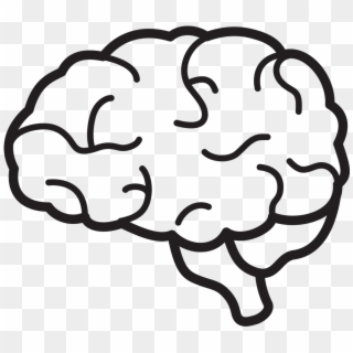 Clipart brain simple. Mind high quality png
