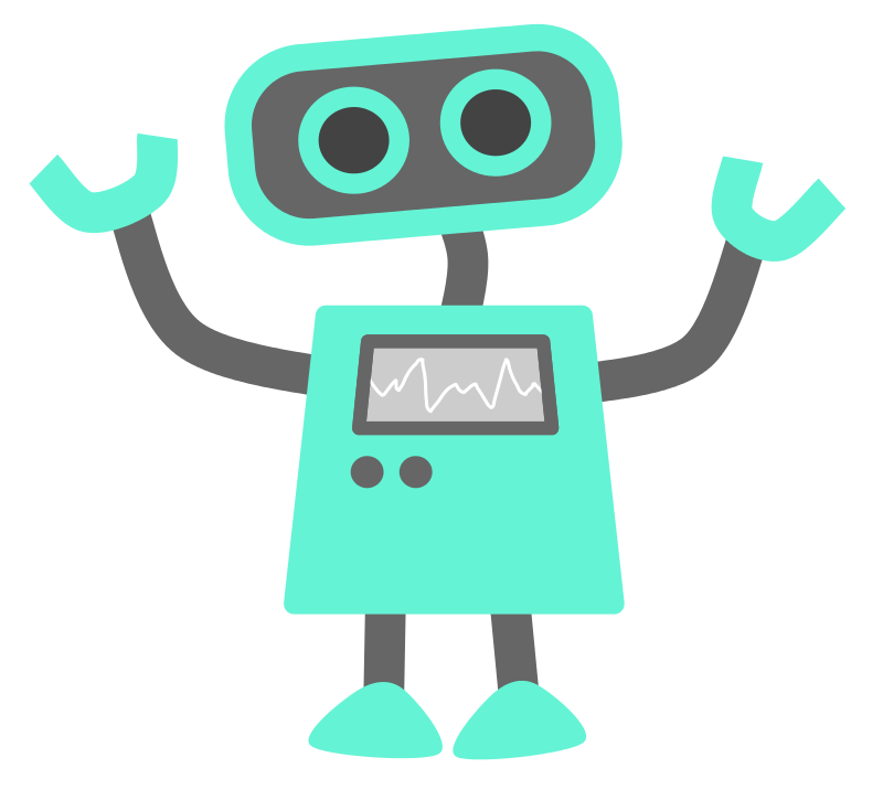 Uberbot an ai brain. Family clipart technology