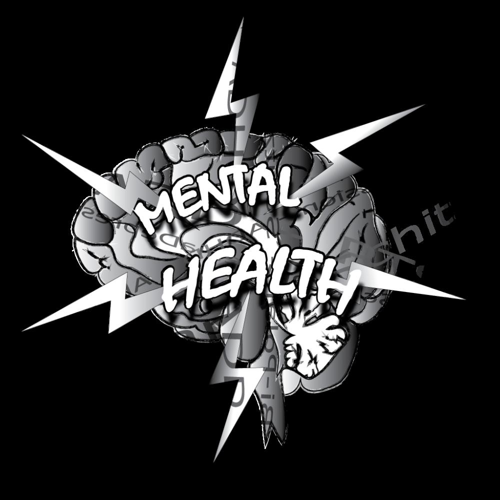 Brain health free on. Psychology clipart mental illness