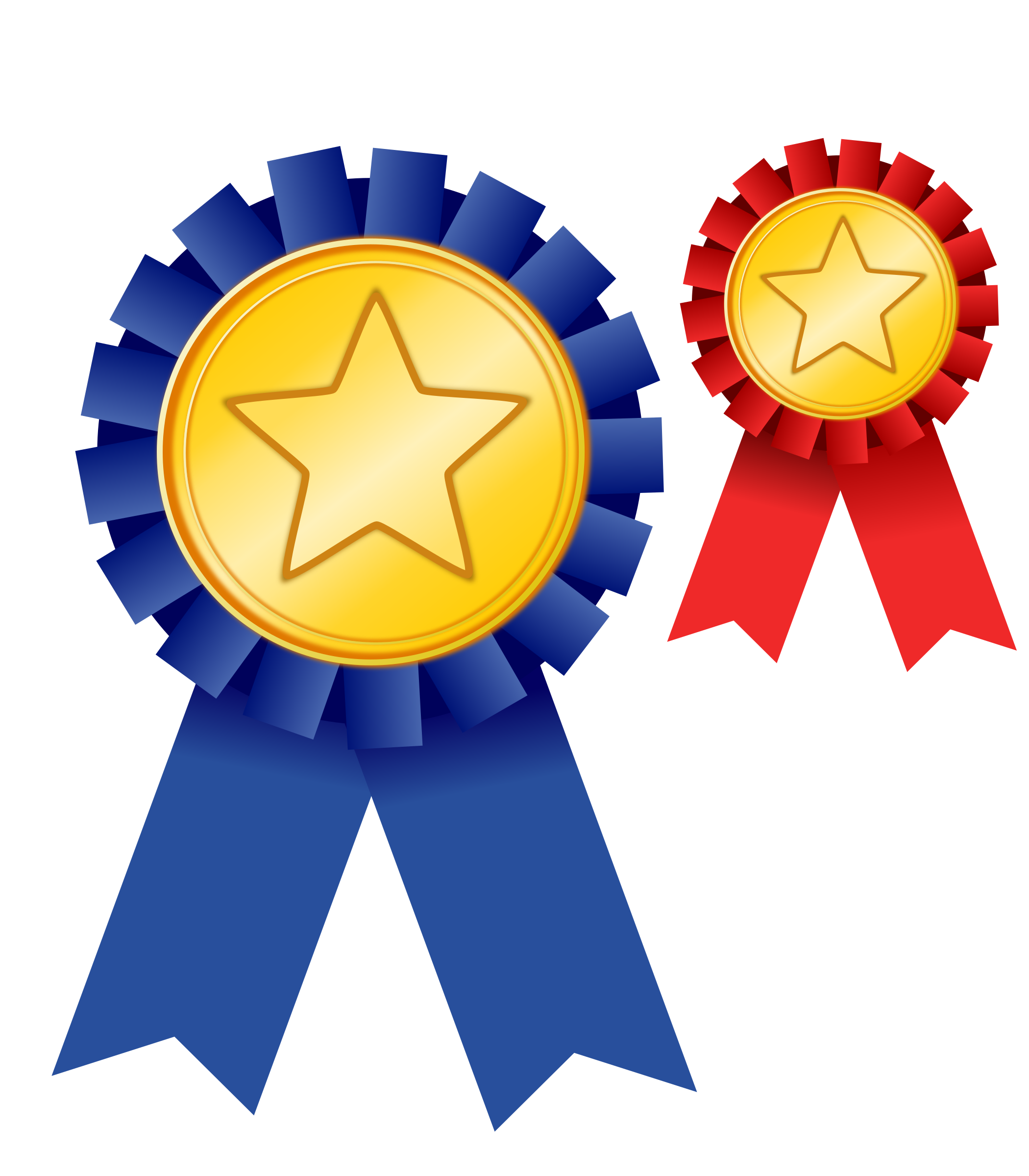 Medal of remix blue. Missions clipart team achievement