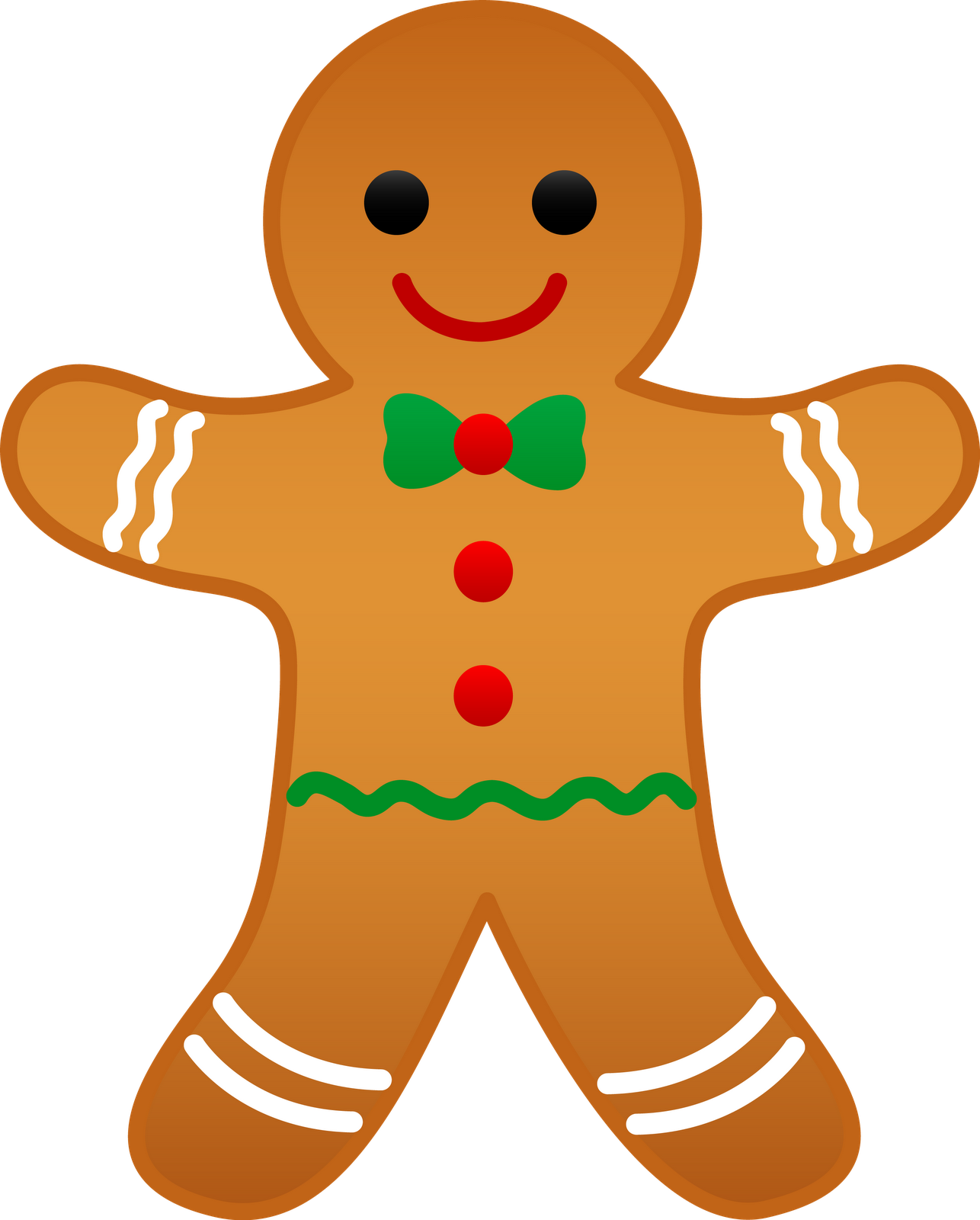 Free christmas clip art. Clipart bread animated