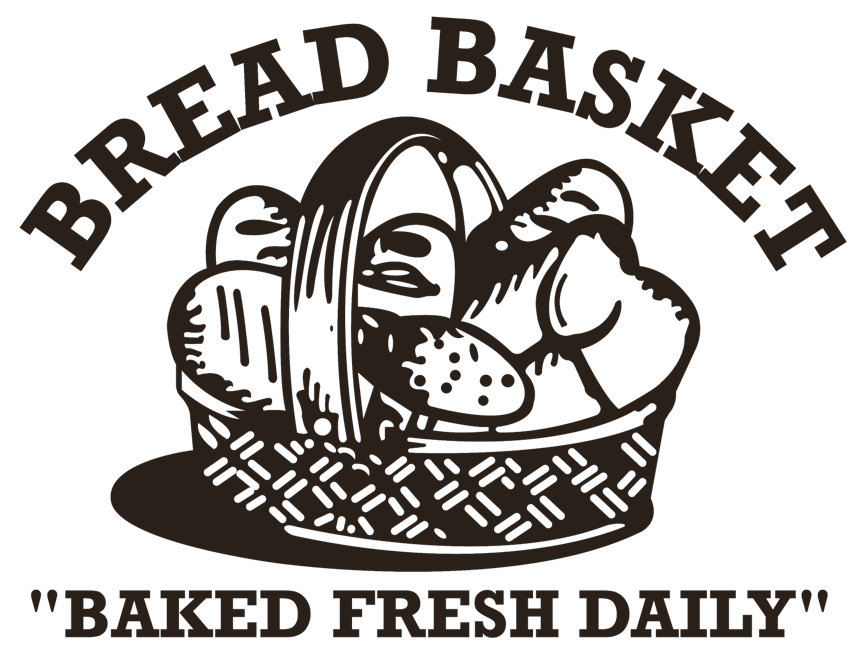 Wheat clipart basket. Bread inc