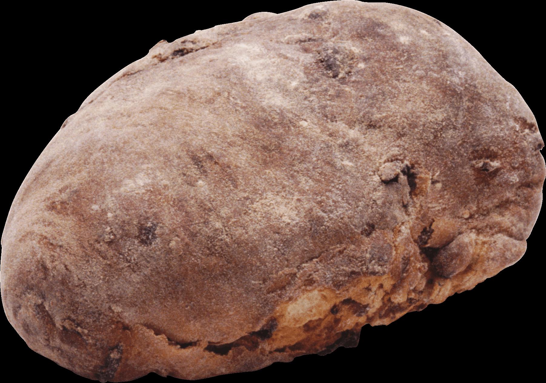 Five buns transparent png. Potato clipart russet