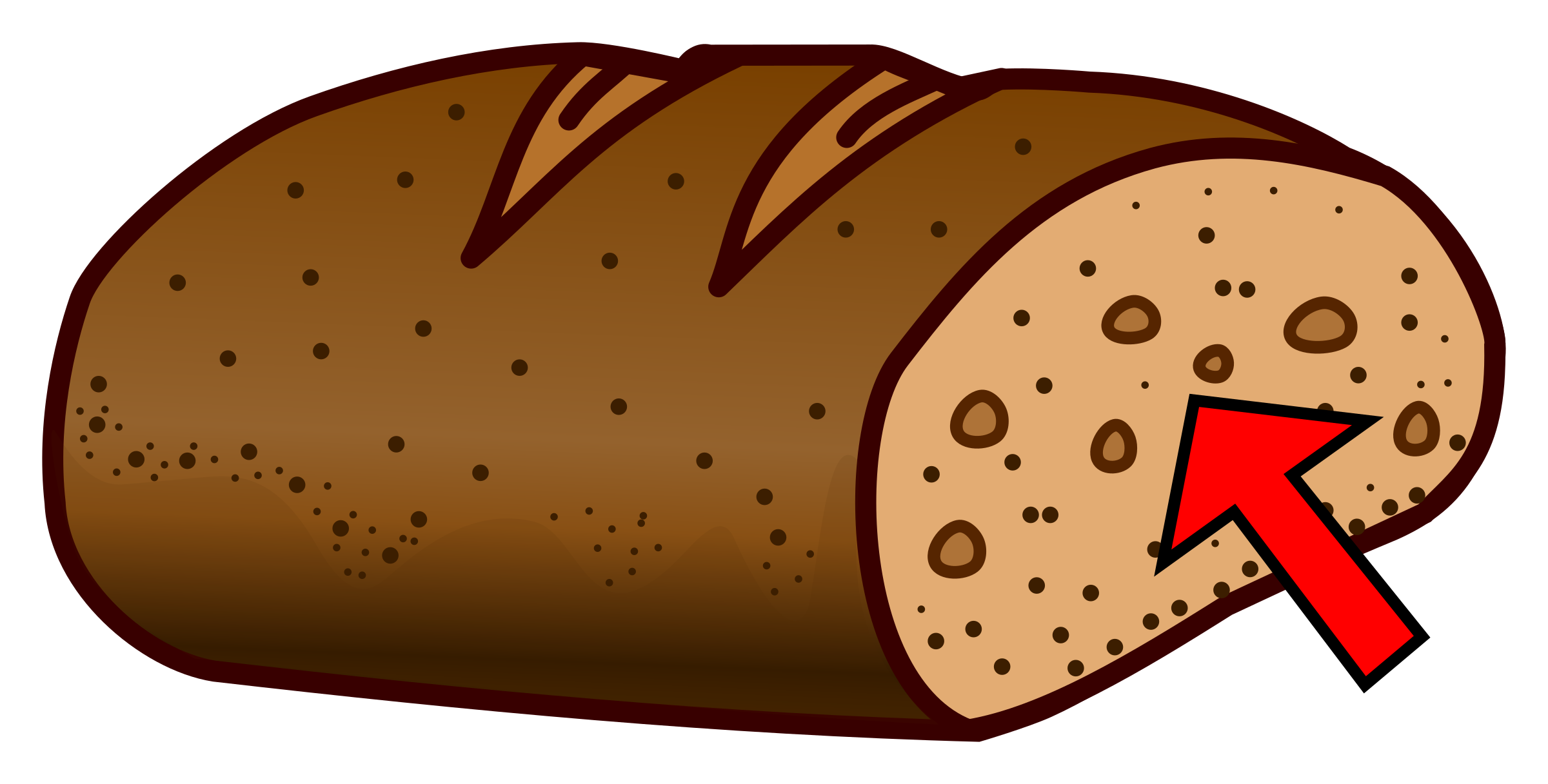 Bread brown bread