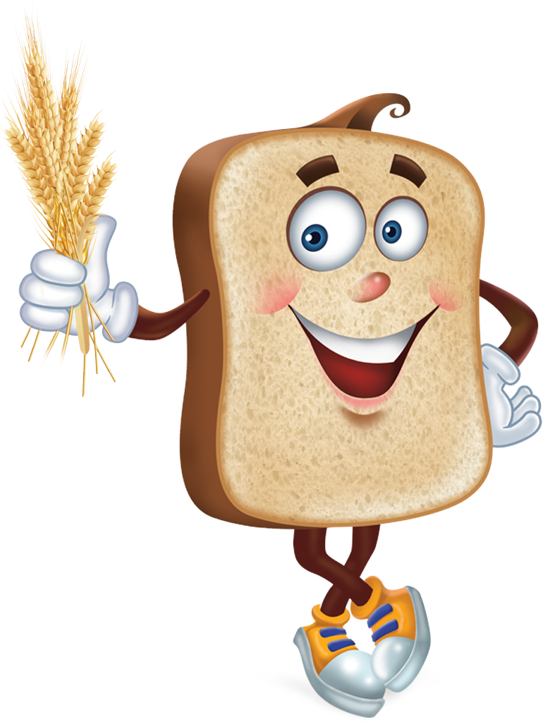 Clipart bread carbohydrate. Welcome to harvest gold