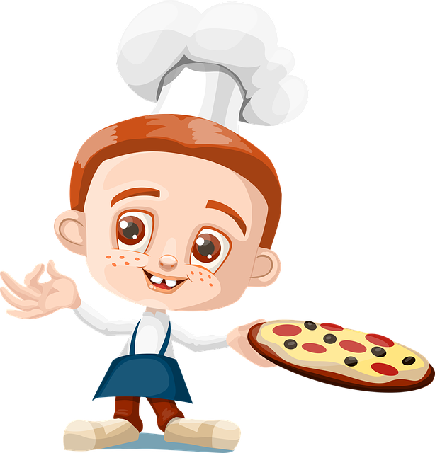 Free image on pixabay. Kid clipart pizza