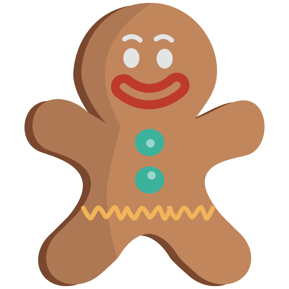 Gingerbread walking