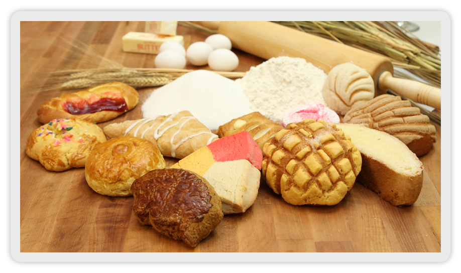Ck food cooking. Clipart bread conchas
