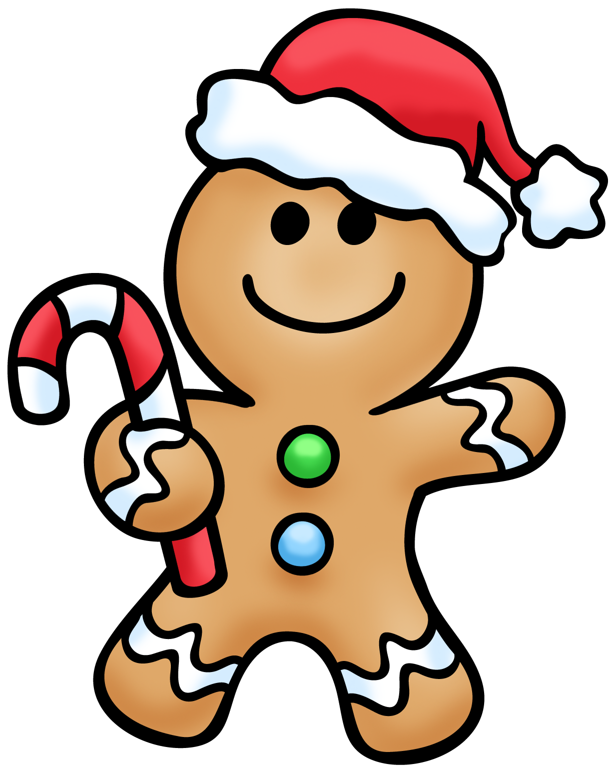 Door clipart gingerbread. Ginger bread man drawing
