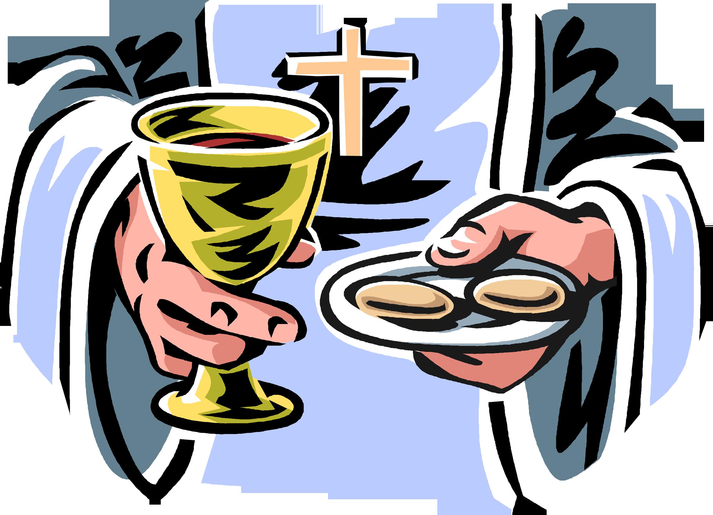 Communion clipart eucharist. First mass clip art