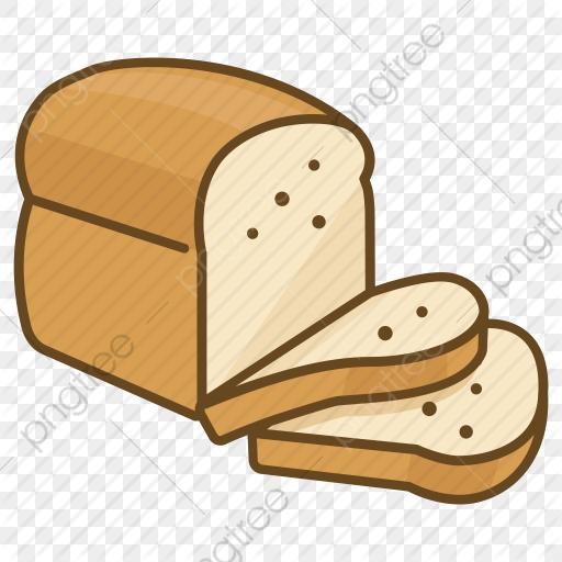 Clipart bread file. Cartoon png