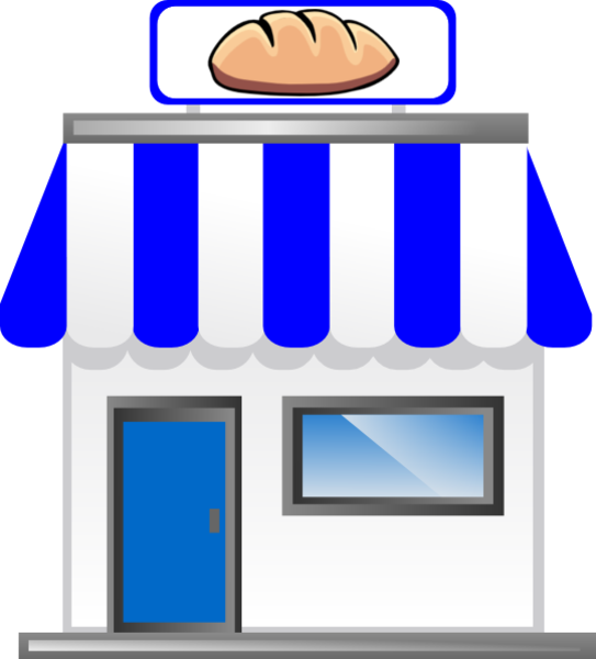 Clipart bread file. Bakery free images at