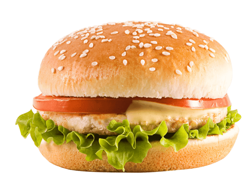 Png free images toppng. Clipart bread hamburger