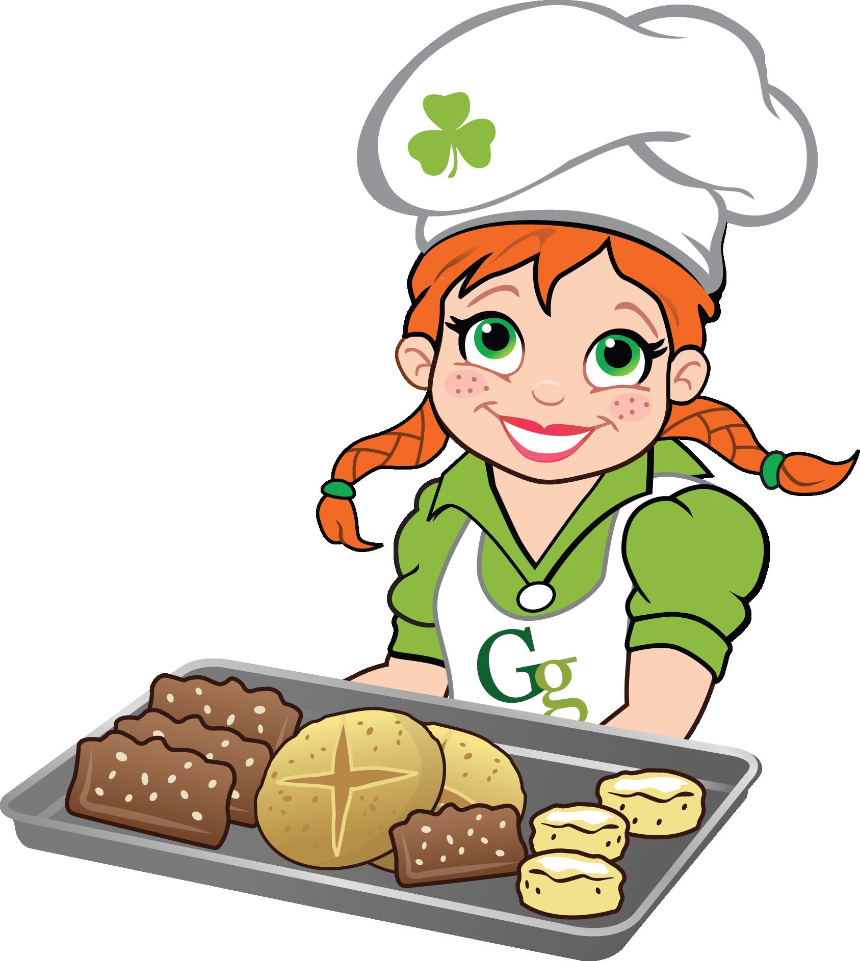 Clipart bread homemade bread. Introducing gaelic girl mixes