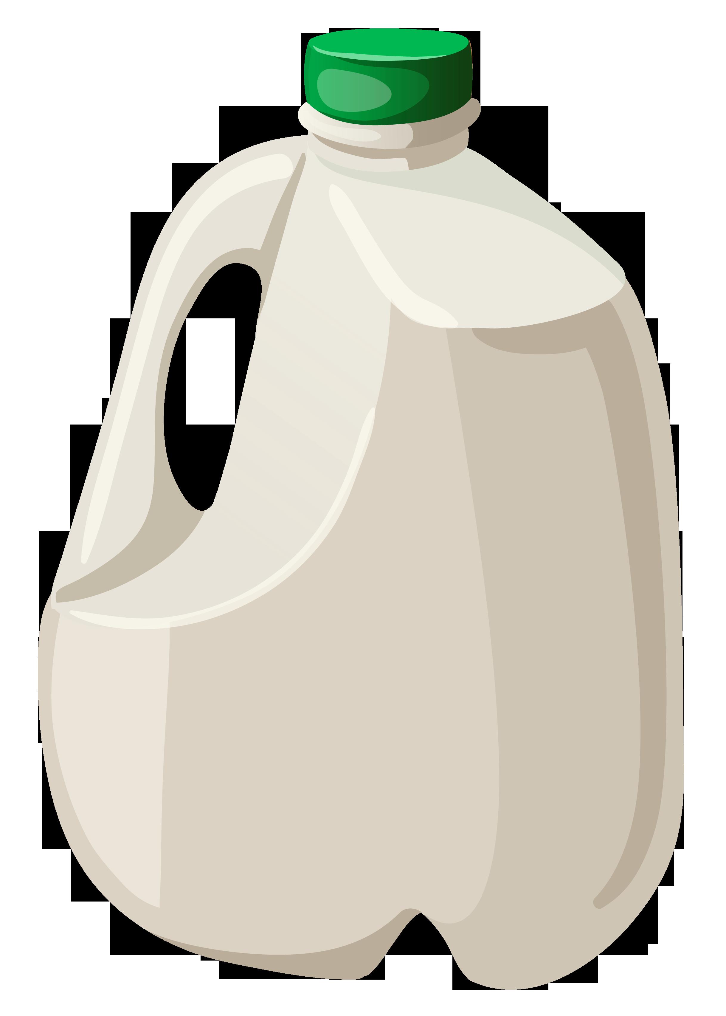 Large bottle of png. Drinks clipart milk drink