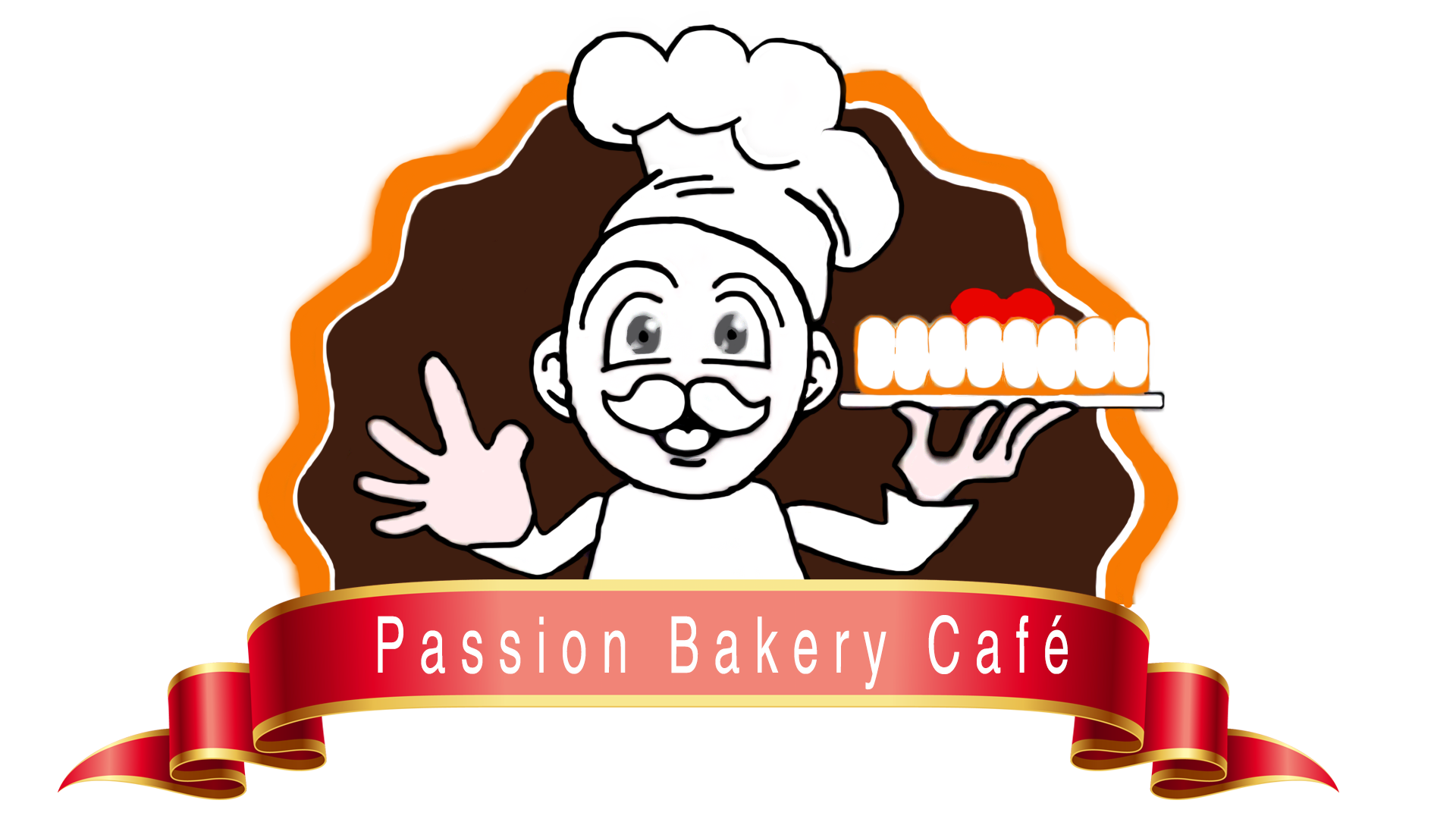 Clipart cake pastry. Passion bakery cafe home