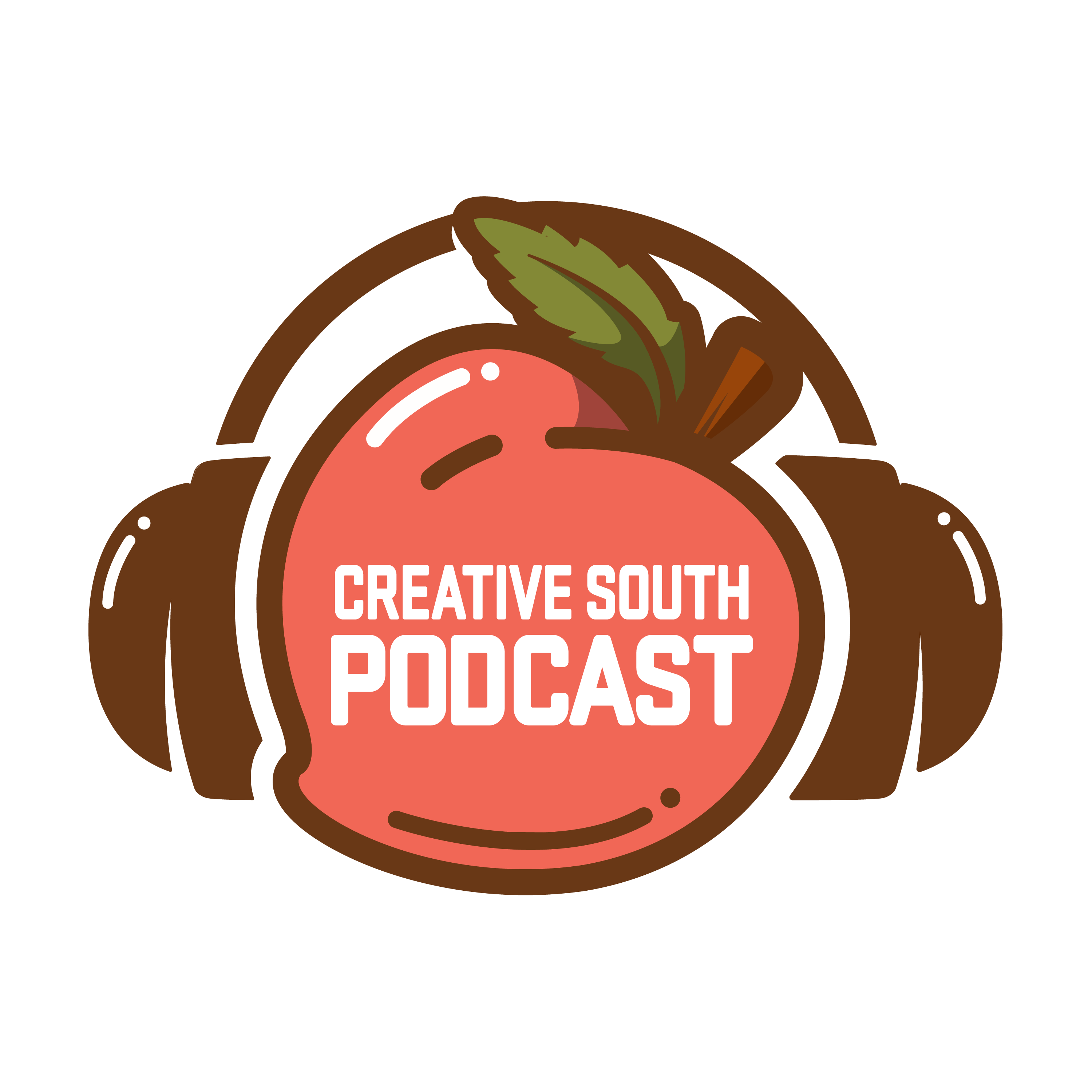Creative south podcast all. Psychology clipart whiz