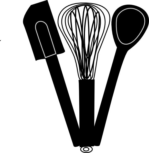 Clipart bread pastry tool.  collection of baking