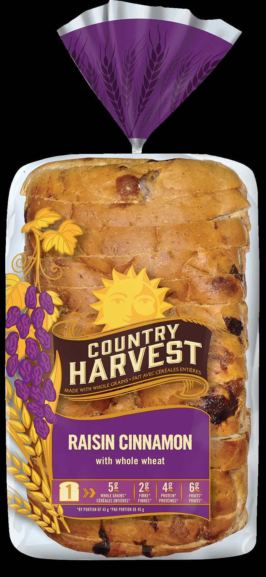 Clipart bread raisin bread. Cinnamon country harvest raiscinnwwdfacehr