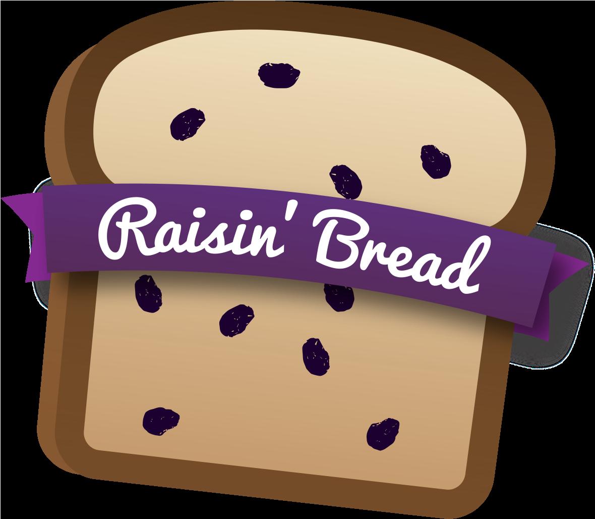 Clipart bread raisin bread. Grace university giving day