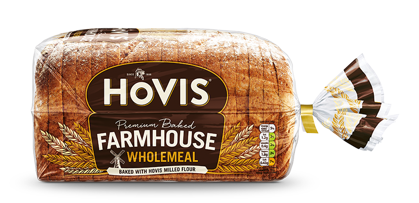 Hovis our range wholemeal. Grains clipart tasty bread