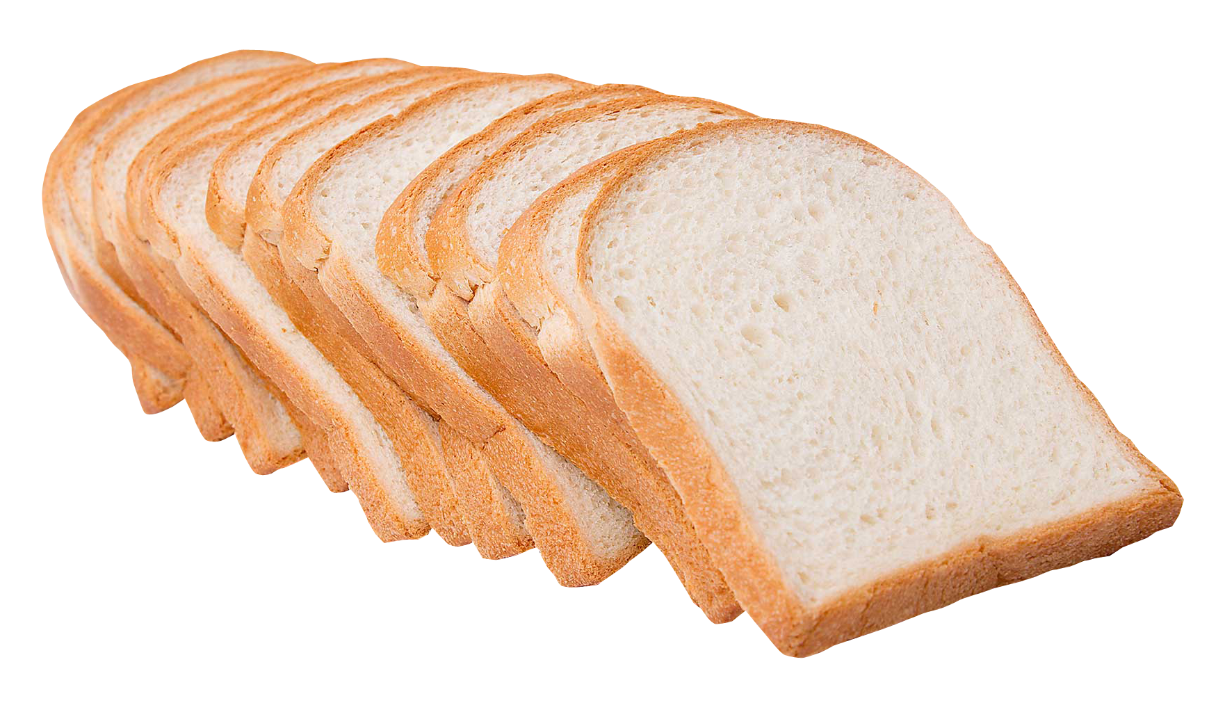 White png image purepng. Clipart bread sliced bread