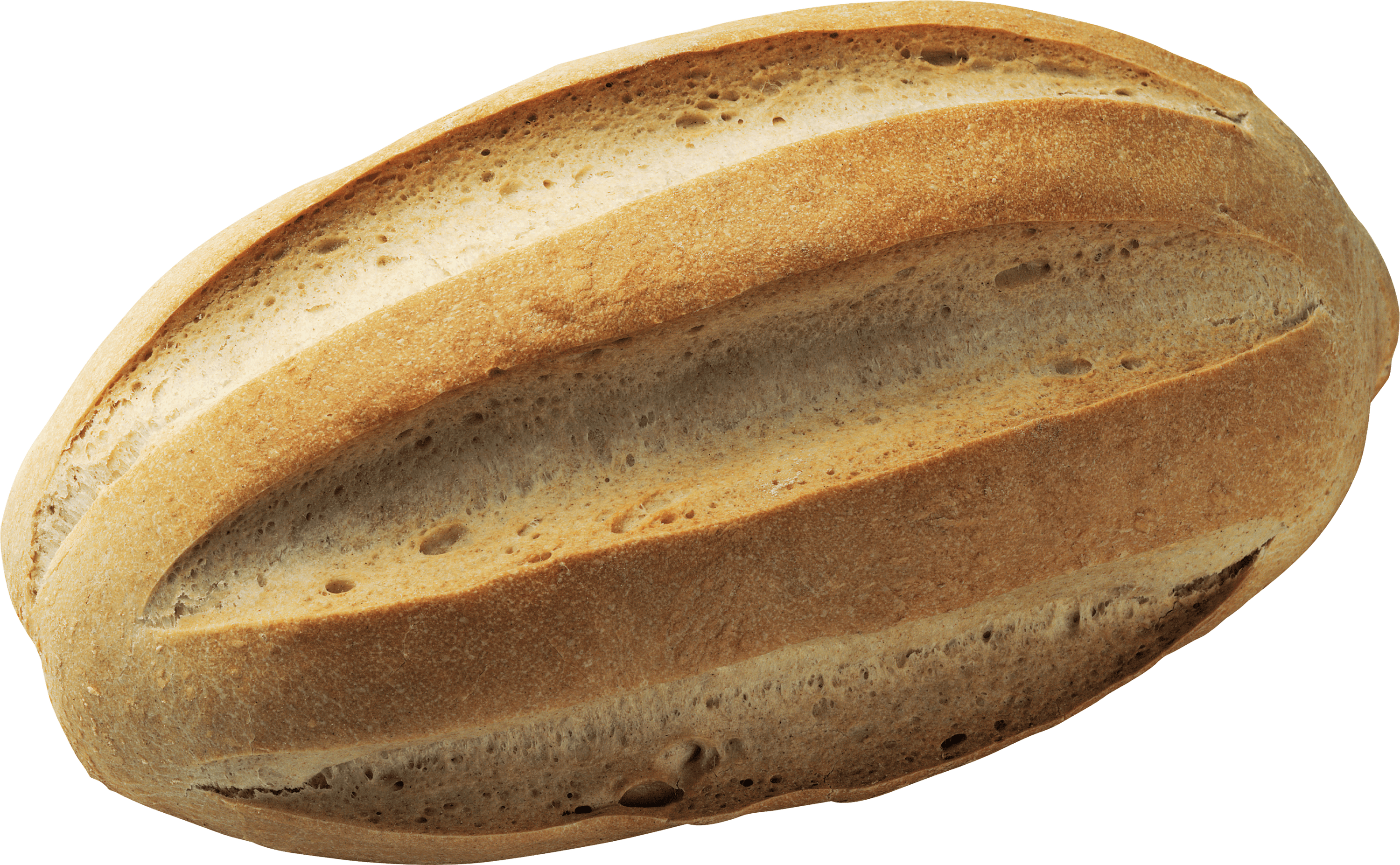Wheat clipart loaf. Of brown bread transparent